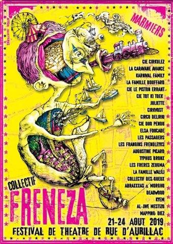Cirkulez au Festival d'Aurillac